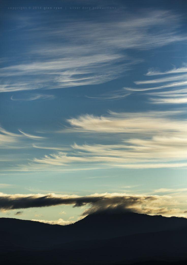 Mt Coree from Stromlo - July 2014