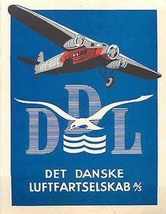 DDL ~ Danish Air Lines