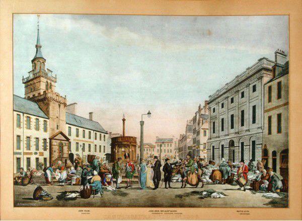 Cafe Society Aberdeen Union Street