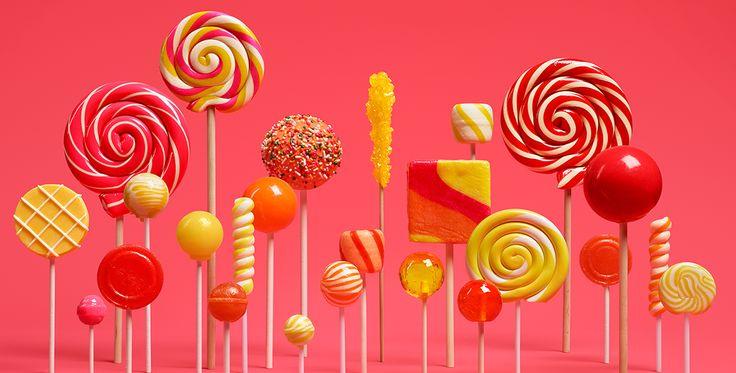 Android 5.0 Lollipop Telah Tiba!