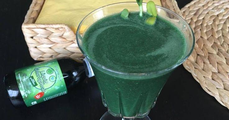 przepisy na zielone koktajle i green smoothies po polsku