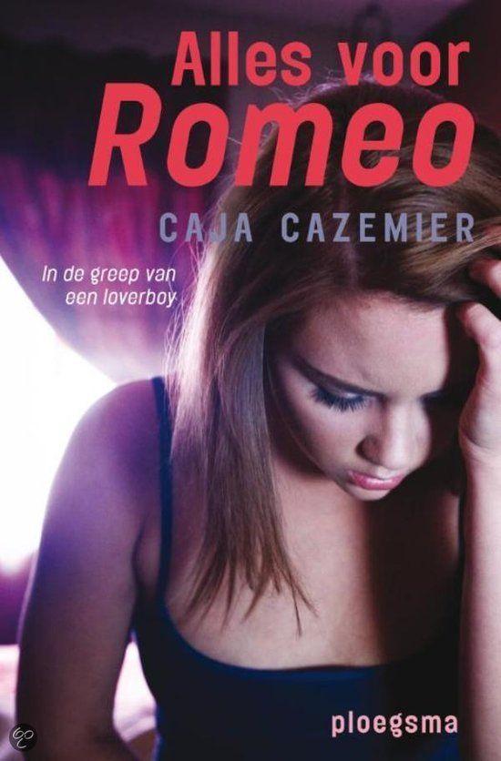 Alles voor Romeo is een boek dat gaat over een meisje dat hopeloos verliefd word op een jongen genaamt Romeo. Maar die romeo is niet bepaalt het beste vriendje voor haar, door hem komt zij in de problemen.  Dit is boek is een drama-roman