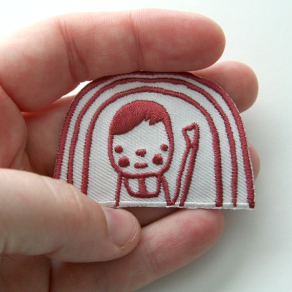 Happy Patch from The Small Object