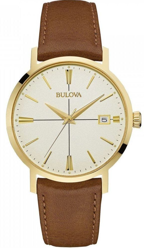 @bulova Watch Aerojet #2015-2016-sale #add-content #bezel-fixed #black-friday-special #bracelet-strap-leather #brand-bulova #case-depth-7-6mm #case-material-yellow-gold-pvd #case-width-40mm #comparison #date-yes #delivery-timescale-1-2-weeks #dial-colour-cream #fashion #gender-mens #movement-quartz-battery #new-product-yes #official-stockist-for-bulova-watches #packaging-bulova-watch-packaging #sale-item-yes #style-dress #subcat-aerojet #supplier-model-no-97b151 #vip-exclusive…