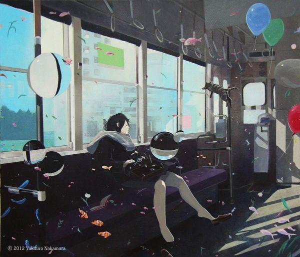 Tags: Anime, Original, Pixiv, Yukihiro Nakamura