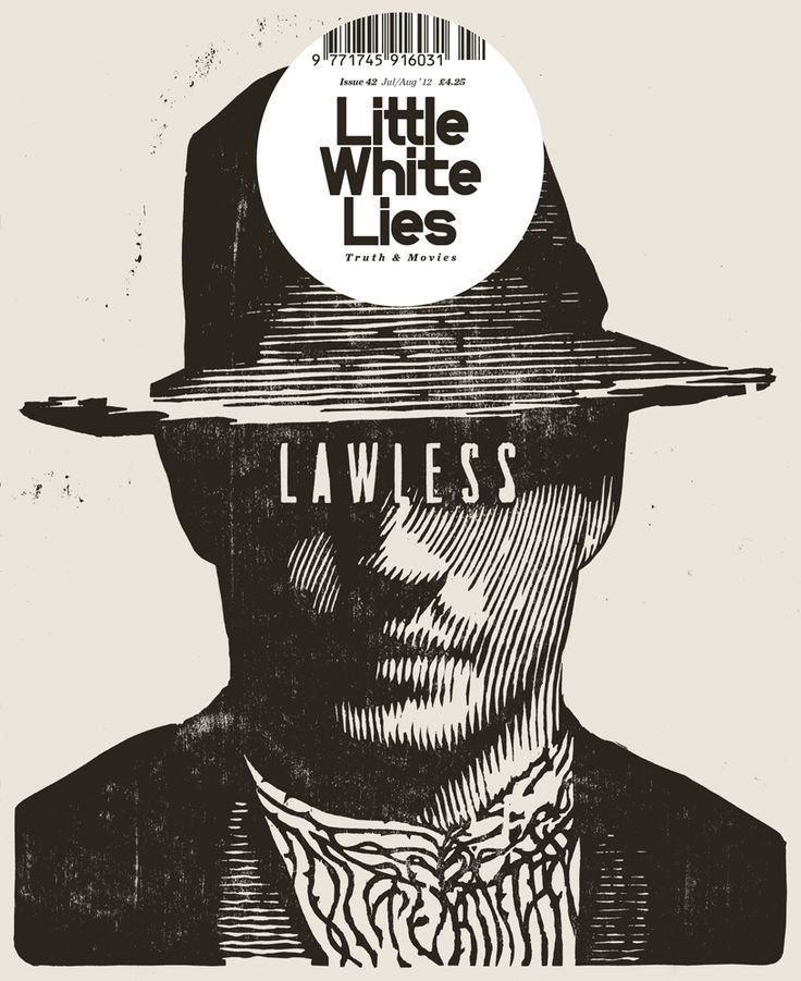 lwlies:  Little White Lies Tom Hardy Lawless cover by Paul Willoughby  So So good
