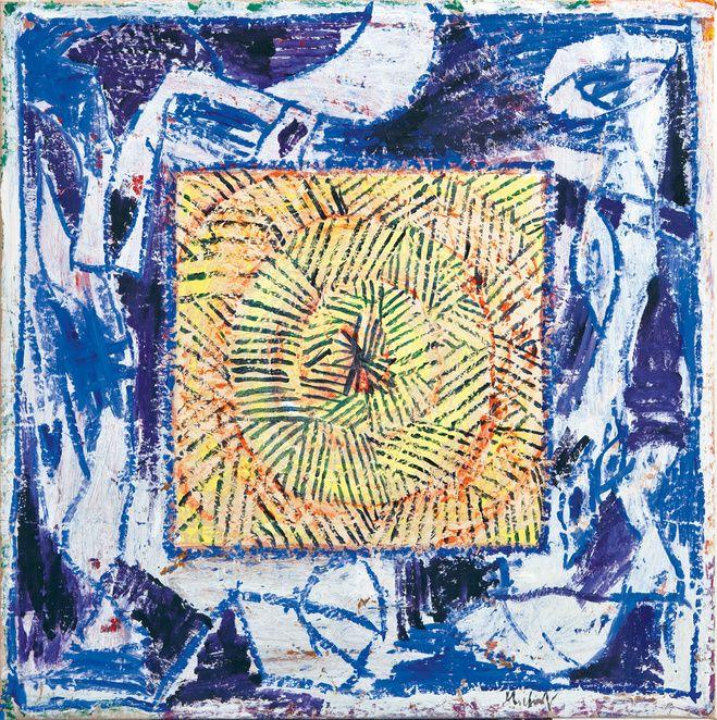 Pierre Alechinsky — A l'heure qu'il est — Lelong Gallery — Exhibition — Slash Paris