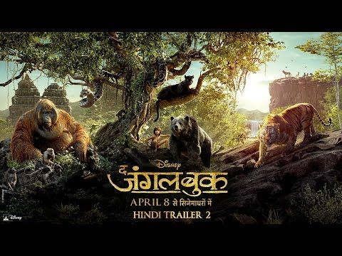 "On U/A certification to ""The Jungle Book"" Mukesh Bhatt get angry - Socialwavee"