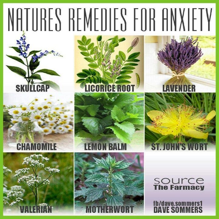 Best Natural Supplements For Anxiety And Depression