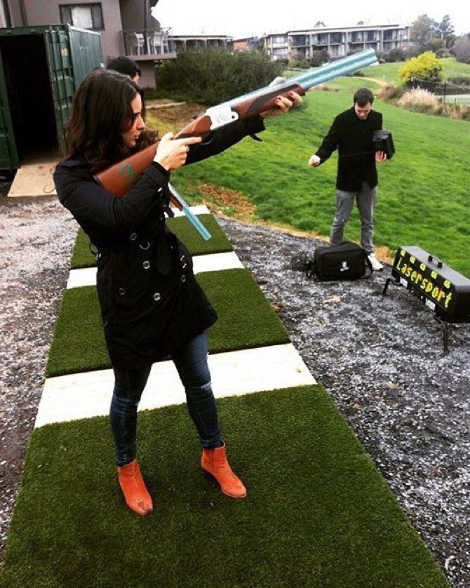 Balgownie Estate Leisure Activities - Clay Shooting