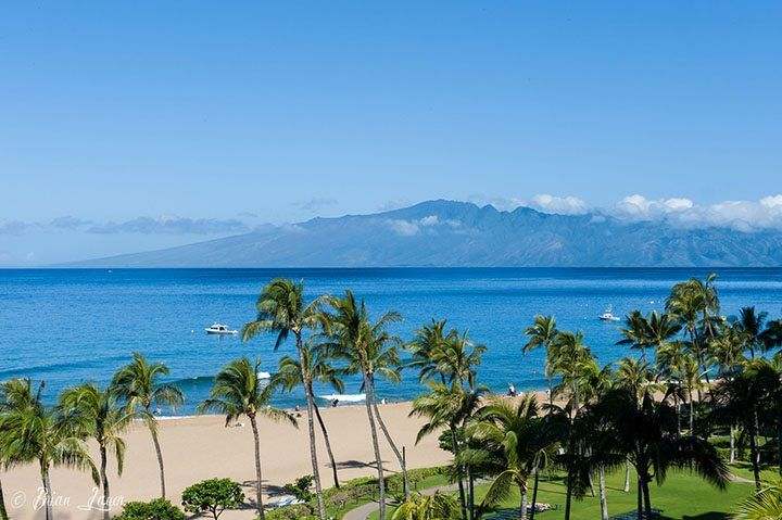 Kaanapali, Maui - Maui's First Resort Area and One of the Best Beaches in America