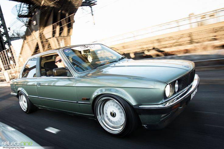 BMW 3series E30 BMW Bimmer Beemer E30 Classic Oldschool