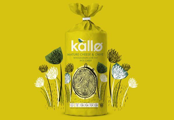 Kallo on Packaging Design Served