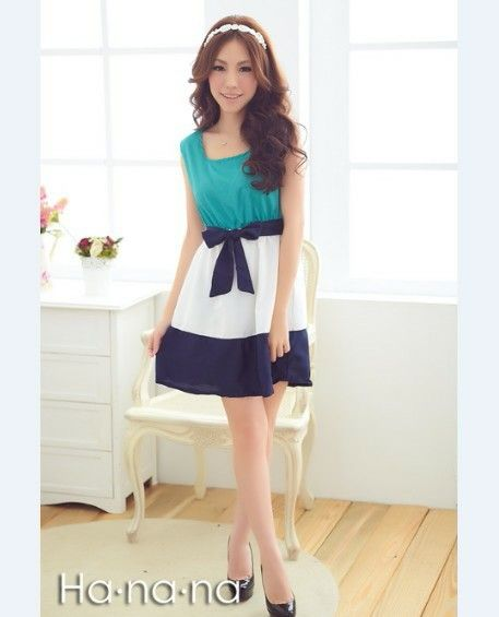 Dress Korea DY-2174808FW  Rp 100.000,-