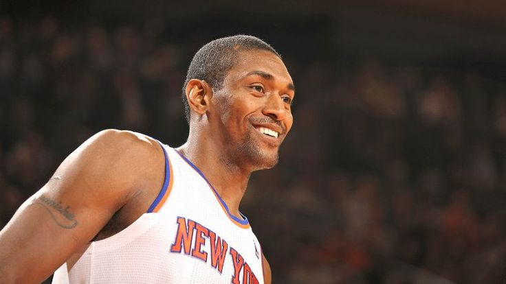 WISE WORDS FROM GIRLS BASKETBALL COACH METTA WORLD PEACE.