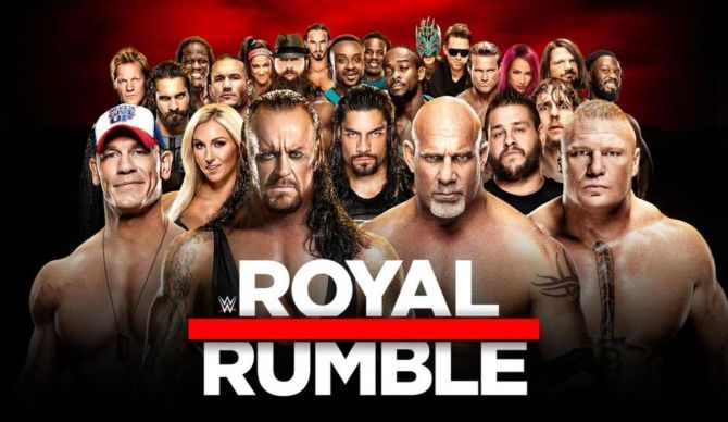 Big Shift In Royal Rumble Betting Odds, Former World Champion Favored To Win