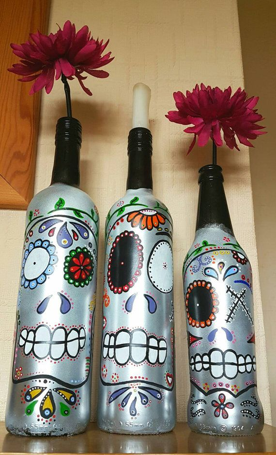 Check out this item in my Etsy shop https://www.etsy.com/uk/listing/481346965/mexican-day-of-the-dead-hand-painted