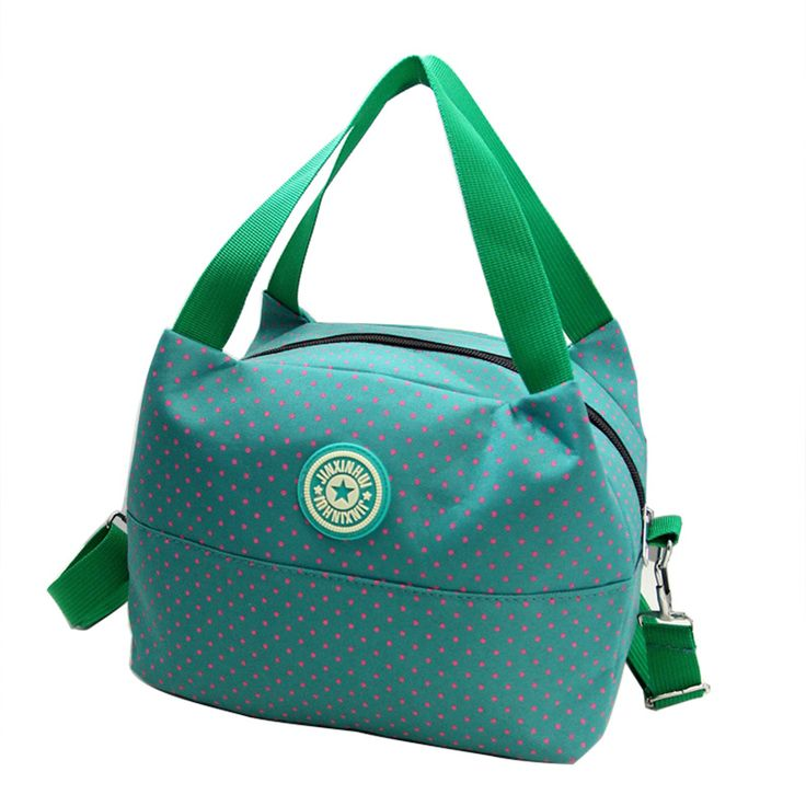 2016 Famous Brands Women Bag Polka Dot Shoulder Bag Ladies Big Canvas Bag Tote Waterproof Women'S Messenger Bags Bolsa Feminina #>=#>=#>=#>=#> Click on the pin to check out discount price, color, size, shipping, etc. Save and like it!