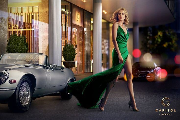 Charlize Theron Stars in Campaign for Capitol Grand South Yarra |  http://www.georgiapapadon.com/