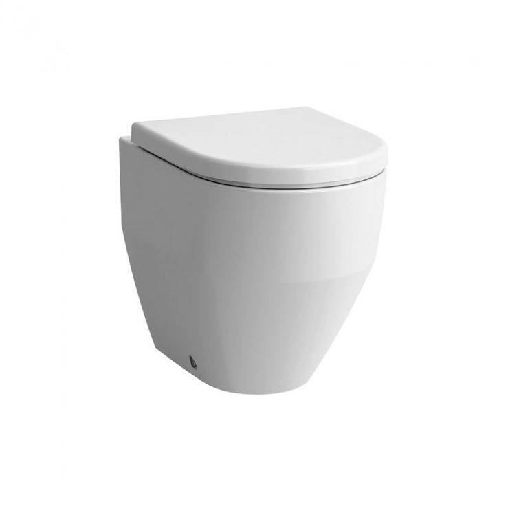 Laufen PRO Back to Wall Toilet Suite
