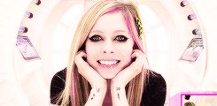 Avril Lavigne is fab