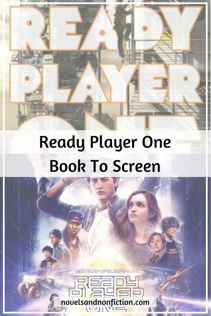 Read my review of Ernest Cline's novel #ReadyPlayerOne and what I thought of the movie version.