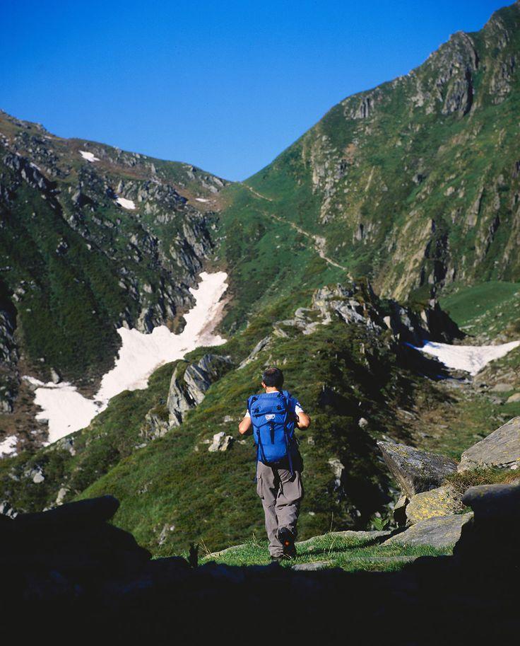Der #GTA Weitwanderweg; die große Alpenüberquerung: www.hikeandbike.de
