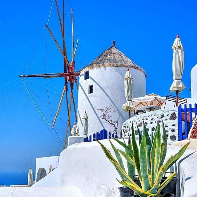 Oia, Greece .... by @mario_enrique_velez_toro . #oia #greece
