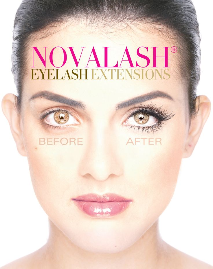 NovaLash eyelash extensions are meticulously applied lash-by-lash, bonded with award-winning medical-grade adhesives, by certified professional NovaLash stylists. They are weightless, wonderful and truly transformative.