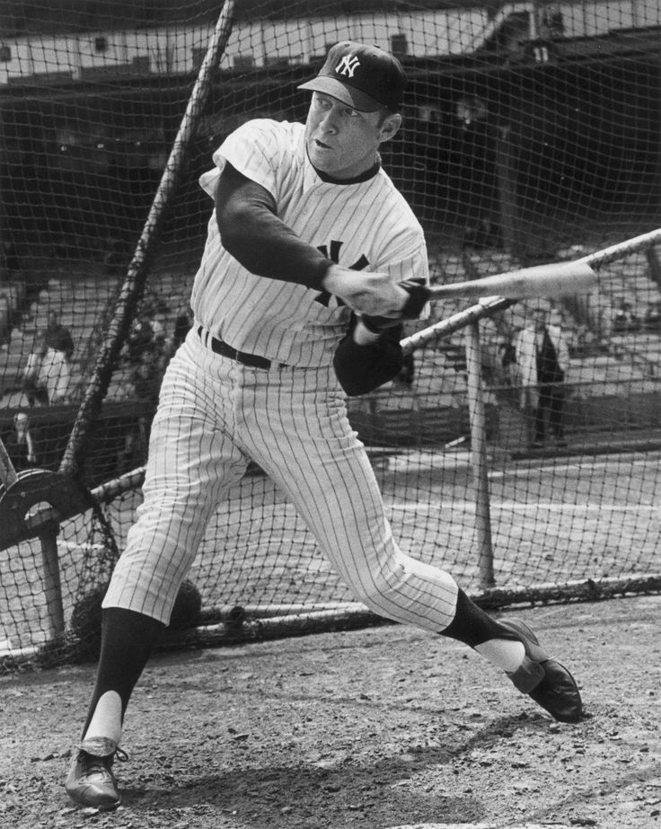 mickey mantle and roger maris relationship questions