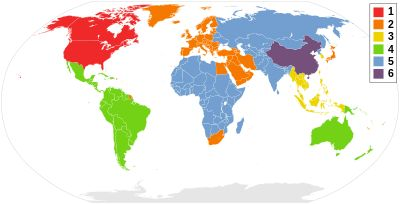 Here's what you should know about DVD region codes when buying foreign releases.