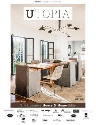 Utopia 11 Jan/Feb 2017  UTOPIA covers all areas of property – from interiors and furnishings to gardens, swimming pools, construction and décor – as well as showcasing the very best agents on the Costa del Sol. Utopia is bursting with informative features, the latest property news, stats and facts – and of course, we feature some of the most sought-after private addresses in the Marbella vicinity. This sleek, chic and avant-garde magazine is the only property guide you need to be on the…