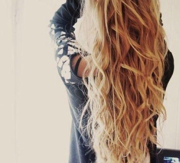 ♡Easy Overnight Beach Waves!♡#Hair#Trusper#Tip