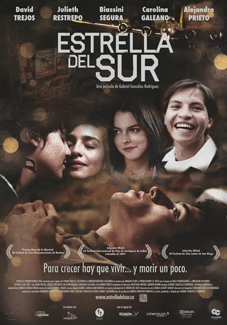 Estrella Del Sur De Gabriel Gonzalez Carteleras De Cine Cine Peliculas Extranjeras