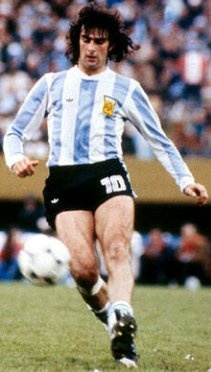 Mario Alberto Kempes | Argentina