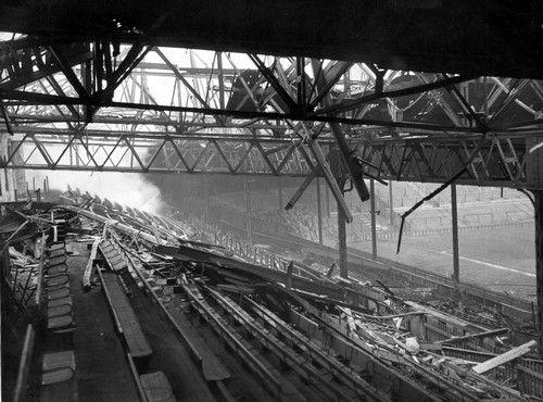 76 лет назад разрушили «Олд Траффорд» - Перец Чили - Блоги - Sports.ru