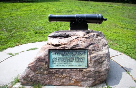 Battle of White Plains - Wikipedia