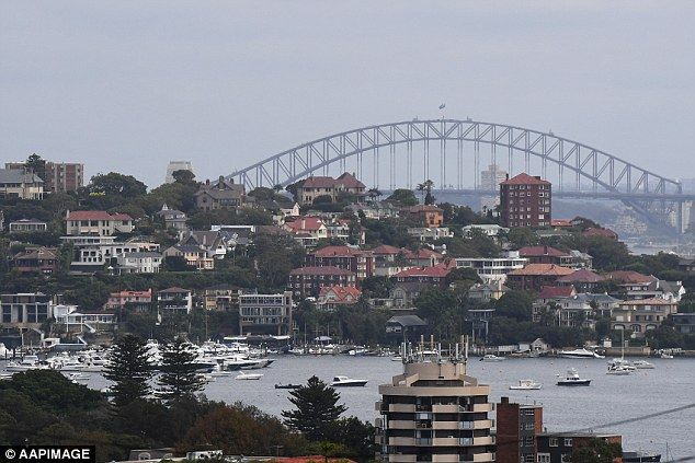Sydney property prices post annual fall for the first time since 2012