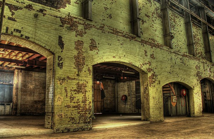 HDR photograph Cockatoo Island Sydney  http://sharonlewisphotography.com/