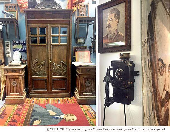 Сталинская эпоха оставила нам в наследство целые направления искусства. Многие архитектурные сооружения и монументы той поры уже давно и безоговорочно признаны памятниками. За давностью лет, в начале XXI столетия, мебель и декор эпохи правления Сталина уже перестали рассматриваться как вещи из недав