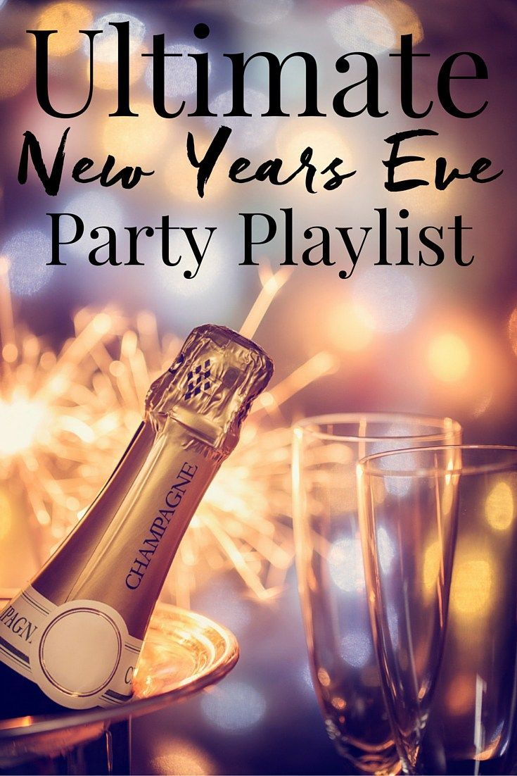 The Ultimate New Years Eve Party Playlist to keep the room moving as you wait for the ball to drop! With artists from Fall Out Boy to Prince, this playlist will appeal to most generations for more than 3 hours of music!