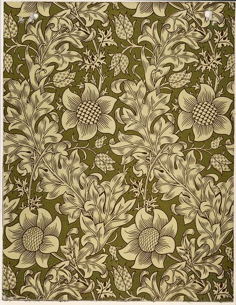 Fritillary, 1885 | Morris, William | V&A Search the Collections
