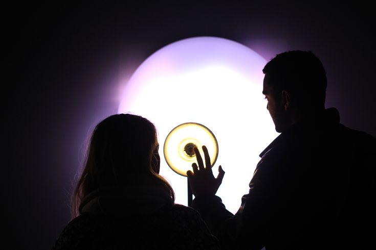 AURA : Interactive lighting experience