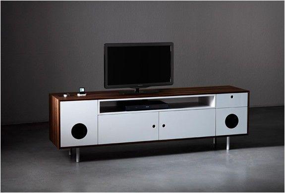 Mobile Tv Casse Integrate Caixa Miniforms : Best ideas about tv bench on pinterest storage