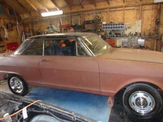 NO TEXT 1965 nova 1970 maverick 1980 z28 camaro chevy-ford sell trade (DAYTON OHIO AREA): < image 1 of 5 > 1965 1965 chevy nova cylinders:…