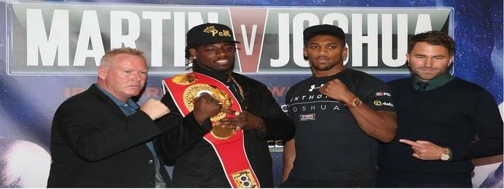 Anthony Joshua vs Charles Martin Anthony Joshua and Charles Martin will go head to head for the IFB heavyweight championship in the sold out London O2 arena on April 9th. As fight night draws closer by the day; the outcome will result in one fighter losing their winning streak. 90…