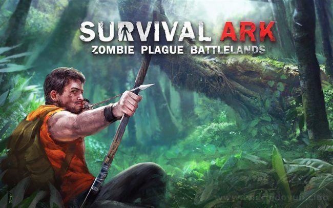 Survival Ark Zombie Plague Battlelands V100 0 Mod Apk Full Games