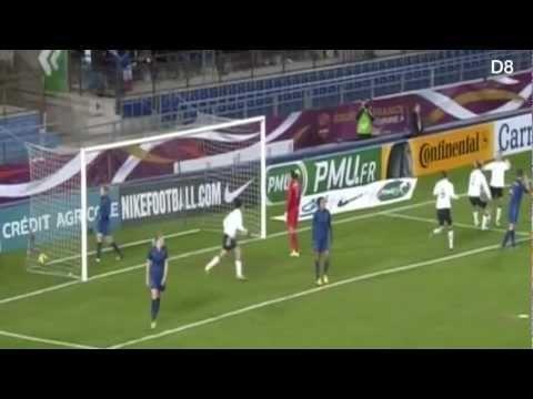 FOOTBALL -  France-Allemagne féminines côté coulisses - http://lefootball.fr/france-allemagne-feminines-cote-coulisses/