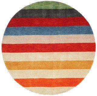Gabbeh Loom szőnyeg  Ø200