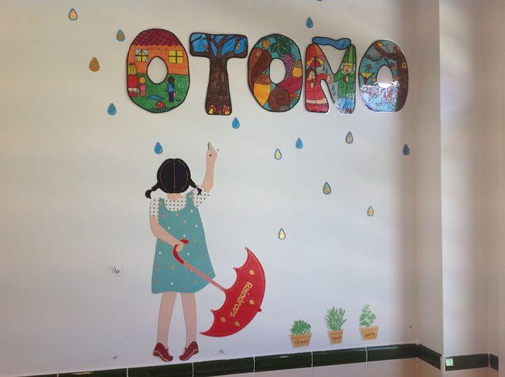 658 best images about oto o en el cole murales dibujos for Fotomurales infantiles